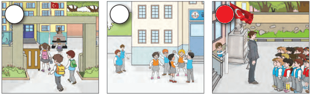 1. Sınıf Hayat Bilgisi Ders Kitabı Kök-e Yayıncılık Sayfa 27. Ders Kitabı Cevapları