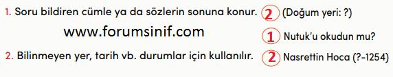 4. Sınıf Türkçe MEB Yayınları Sayfa 46 Ders Kitabı Cevapları