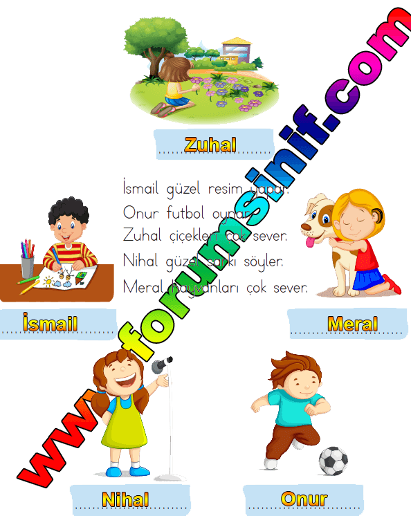 2. Sınıf Hayat Bilgisi MEB Yayınları Sayfa 17 Ders Kitabı Cevapları