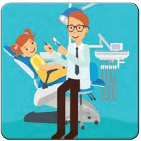 Diş Doktoru - 3. Sınıf Hayat Bilgisi Sayfa 35