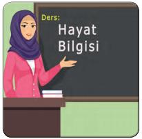 Öğretmenlik - 3. Sınıf Hayat Bilgisi Sayfa 35