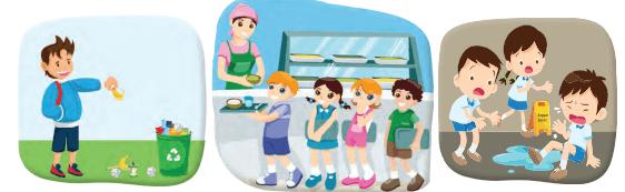 3. Sınıf Hayat Bilgisi MEB Yayınları Sayfa 14 Ders Kitabı Cevapları