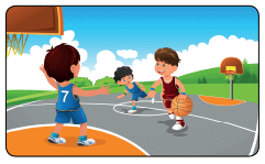 Basketbol Oynamak