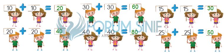 3. Sınıf Matematik MEB Yayınları Sayfa 74 Ders Kitabı Cevapları