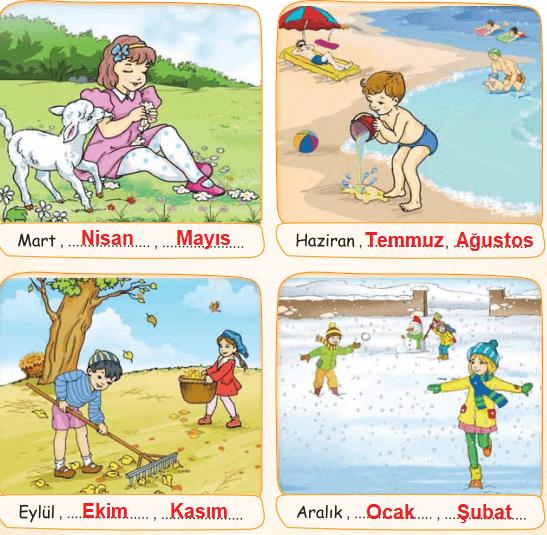 3. Sınıf Türkçe Ders Kitabı Sonuç Yayınları Sayfa 225 Ders Kitabı Cevapları
