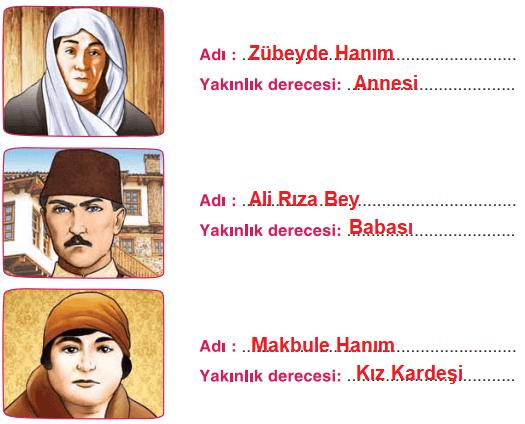 3. Sınıf Türkçe Ders Kitabı Sonuç Yayınları Sayfa 232 Ders Kitabı Cevapları (1)