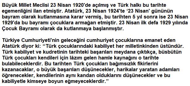 3. Sınıf Türkçe Ders Kitabı Sonuç Yayınları Sayfa 236 Ders Kitabı Cevapları (2)