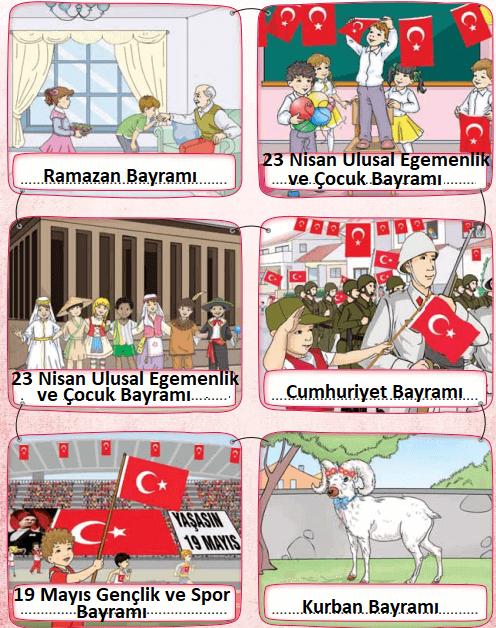 3. Sınıf Türkçe Ders Kitabı Sonuç Yayınları Sayfa 240 Ders Kitabı Cevapları