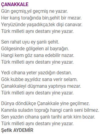 3. Sınıf Türkçe Ders Kitabı Sonuç Yayınları Sayfa 242 Ders Kitabı Cevapları