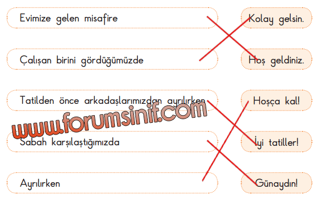 3. Sınıf Türkçe SDR Dikey Yayıncılık Sayfa 26 Ders Kitabı Cevapları