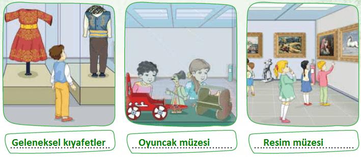 3. Sınıf Türkçe Sonuç Yayınları Sayfa 79 Ders Kitabı Cevapları