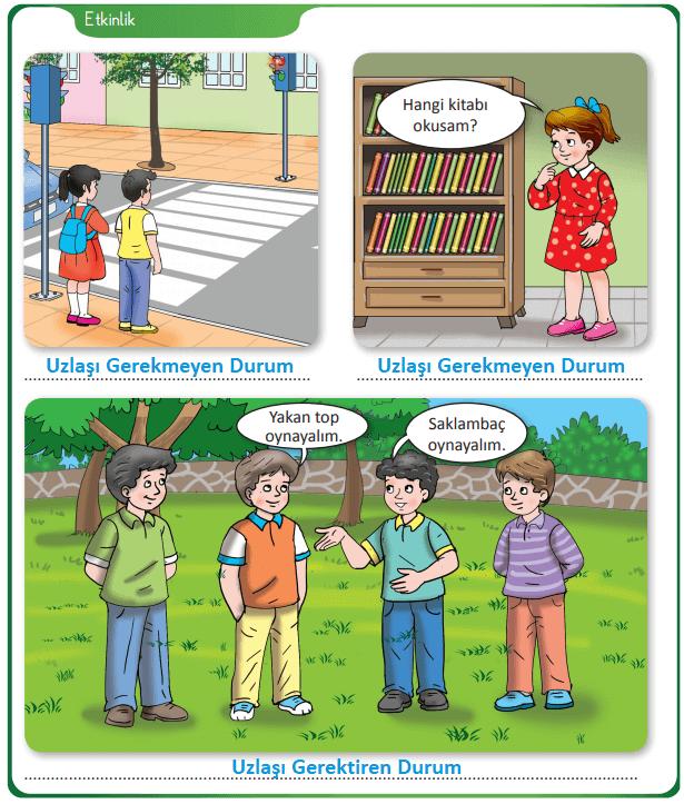 4. Sınıf İnsan Hakları, Yurttaşlık Ders Kitabı MEB Yayınları Sayfa 65 Ders Kitabı Cevapları