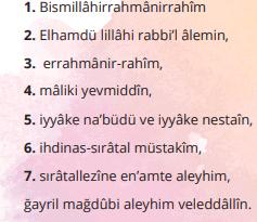 4. Sınıf Din Kültürü ve Ahlak Bilgisi MEB Yanyıları Sayfa 73 Ders Kitabı Cevapları