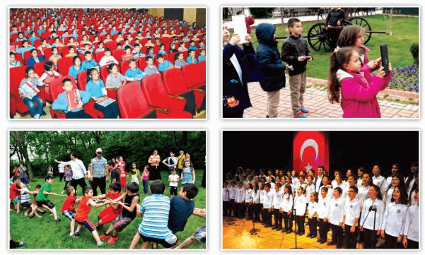4. Sınıf Sosyal Bilgiler TUNA Yayınları Sayfa 124 Ders Kitabı Cevapları