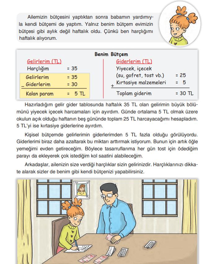 4. Sınıf Sosyal Bilgiler TUNA Yayınları Sayfa 140 Ders Kitabı Cevapları