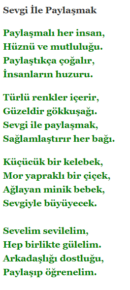 4. Sınıf Türkçe Ders Kitabı KOZA Yayıncılık Sayfa 39 Ders Kitabı Cevapları