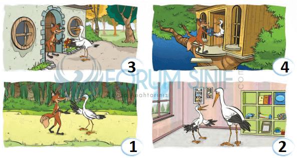 4. Sınıf Türkçe Ders Kitabı KOZA Yayıncılık Sayfa 82 Ders Kitabı Cevapları