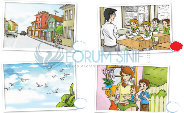 4. Sınıf Türkçe Ders Kitabı KOZA Yayıncılık Sayfa 93 Ders Kitabı Cevapları
