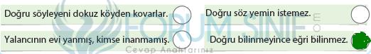 4. Sınıf Türkçe Ders Kitabı KOZA Yayıncılık Sayfa 98 Ders Kitabı Cevapları 2.resim