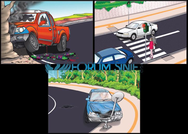 4. Sınıf Trafik Güvenliği CEM Ofset Yayınları Sayfa 54 Ders Kitabı Cevapları
