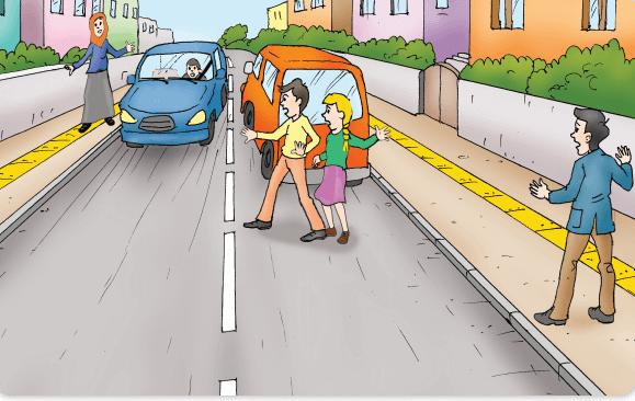 4. Sınıf Trafik Güvenliği MEB Yayınları Sayfa 22 Ders Kitabı Cevapları
