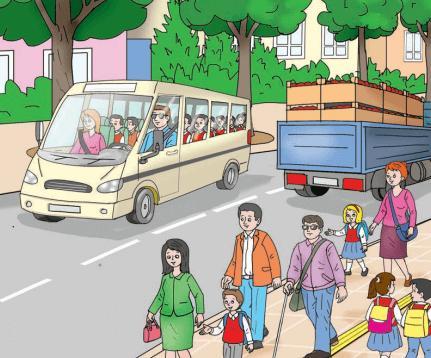 4. Sınıf Trafik Güvenliği Semih Ofset SEK Yayınları Sayfa 10 Ders Kitabı Cevapları