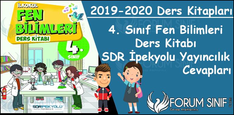 4. Sinif Fen Bilimleri Ders Kitabi SDR ipekyolu Yayincilik