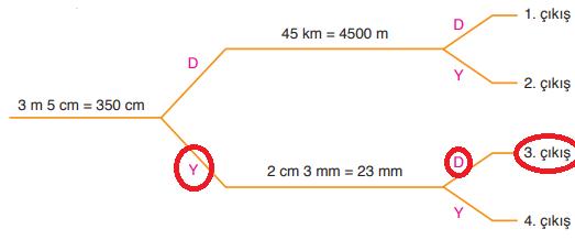 4. Sınıf Matematik Ders Kitabı ATA Yayıncılık Sayfa 221 Ders Kitabı Cevapları