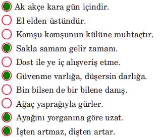 5. Sınıf Türkçe Ders Kitabı Anıttepe Yayıncılık Sayfa 145 Ders Kitabı Cevapları