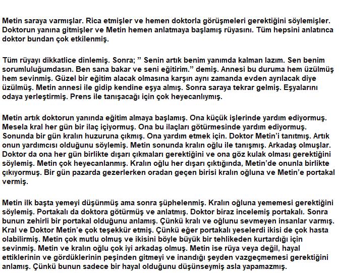 5. Sınıf Türkçe Ders Kitabı Anıttepe Yayıncılık Sayfa 186 Ders Kitabı Cevapları (1)