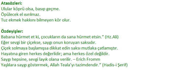 5. Sınıf Türkçe Ders Kitabı Anıttepe Yayıncılık Sayfa 198 Ders Kitabı Cevapları 2.resim
