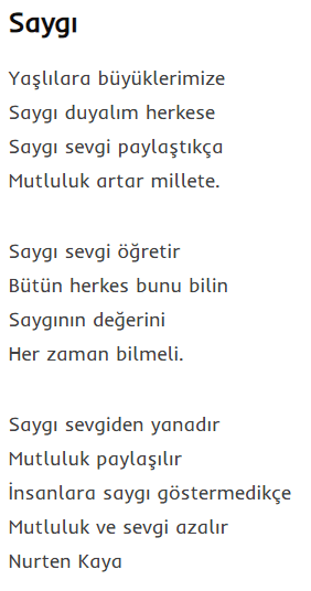 5. Sınıf Türkçe Ders Kitabı Anıttepe Yayıncılık Sayfa 205 Ders Kitabı Cevapları