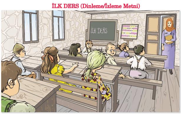 5. Sınıf Türkçe Ders Kitabı Anıttepe Yayıncılık Sayfa 28 Ders Kitabı Cevapları