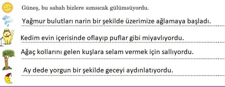 5. Sınıf Türkçe Ders Kitabı Anıttepe Yayıncılık Sayfa 44 Ders Kitabı Cevapları