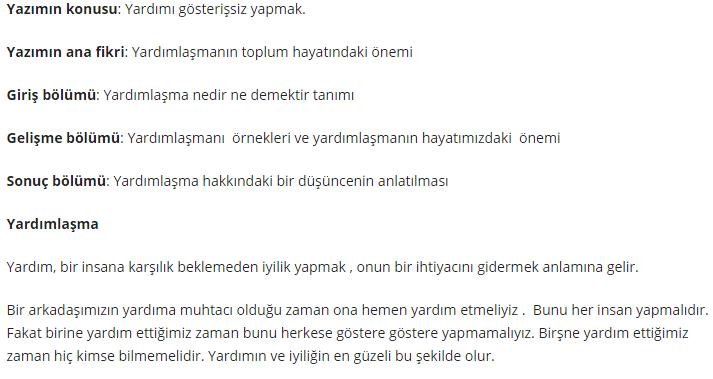 5. Sınıf Türkçe Ders Kitabı MEB Yayıncılık Sayfa 98 Ders Kitabı Cevapları