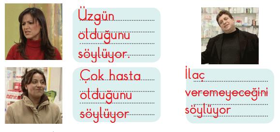 5. Sınıf Türkçe MEB Yayınları Sayfa 212 Ders Kitabı Cevapları