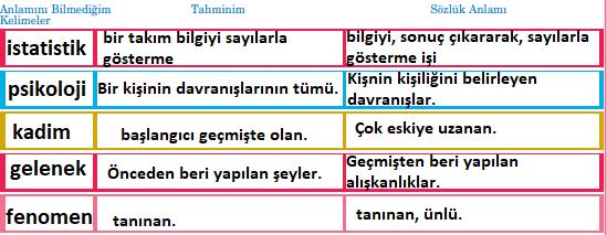 5. Sınıf Türkçe Ders Kitabı Anıttepe Yayıncılık Sayfa 226 Ders Kitabı Cevapları