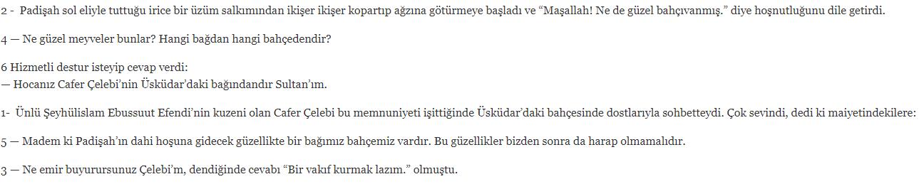 6. Sınıf Türkçe Ders Kitabı Ekoyay Yayınları 22. Sayfa Ders Kitabı Cevapları