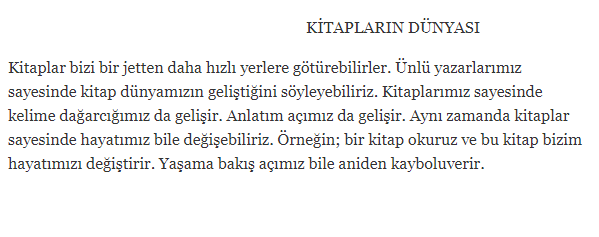 6. Sınıf Türkçe Ders Kitabı MEB Yayıncılık Sayfa 29 Ders Kitabı Cevapları