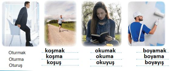 8. Sınıf Türkçe Ders Kitabı MEB Yayıncılık Sayfa 13 Ders Kitabı Cevapları
