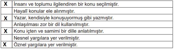 8. Sınıf Türkçe Ders Kitabı MEB Yayıncılık Sayfa 12 Ders Kitabı Cevapları