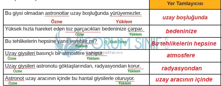 8. Sınıf Türkçe Ders Kitabı MEB Yayınları Sayfa 108 Ders Kitabı Cevapları