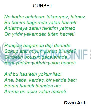 8. Sınıf Türkçe Ders Kitabı MEB Yayınları Sayfa 109 Ders Kitabı Cevapları