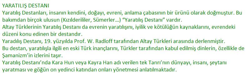 8. Sınıf Türkçe Ders Kitabı MEB Yayınları Sayfa 171 Ders Kitabı Cevapları 2.resim