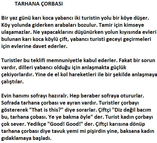 8. Sınıf Türkçe Ders Kitabı MEB Yayınları Sayfa 184 Ders Kitabı Cevapları