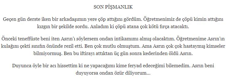 8. Sınıf Türkçe Ders Kitabı MEB Yayınları Sayfa 26 Ders Kitabı Cevapları