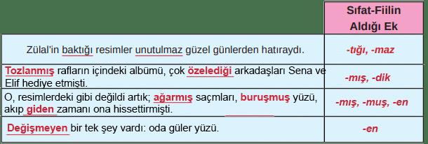8. Sınıf Türkçe Ders Kitabı MEB Yayınları Sayfa 31 Ders Kitabı Cevapları
