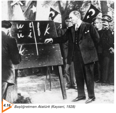 8. Sınıf T.C. İnkılap Tarihi ve Atatürkçülük Nev Kitap Yayıncılık Sayfa 126Ders Kitabı Cevapları