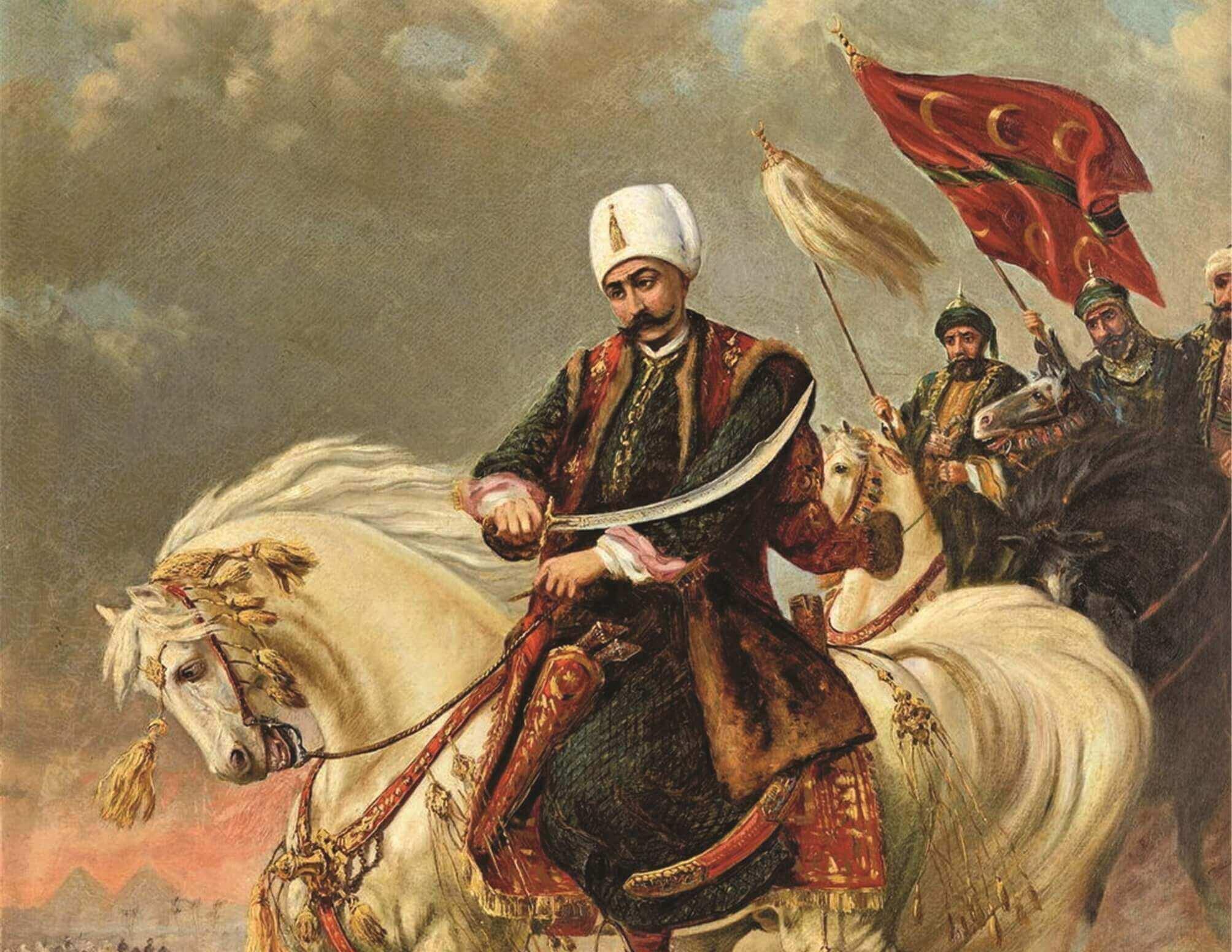 Halife Olan İlk Osmanlı Padişahı