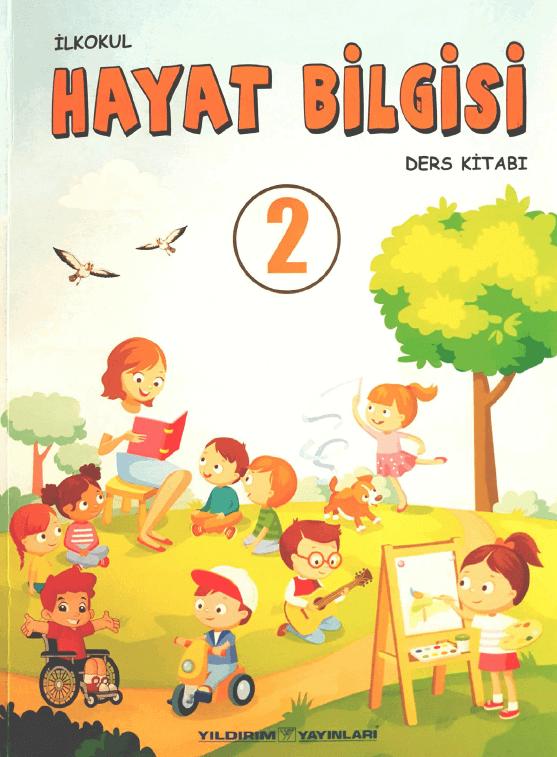 2. Sınıf Hayat Bilgisi Ders Kitabı Cevapları Yıldırım Yayınları